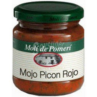 Moli de Pomeri Mojo picón rojo Tarro 185 g
