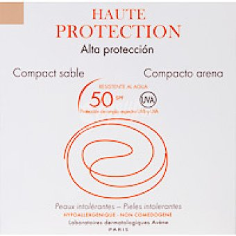 Avène Maquillaje compacto arena F50 10 g