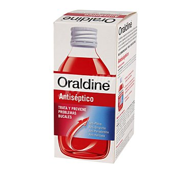 ORALDINE Enjuague antiseptico 200 ml