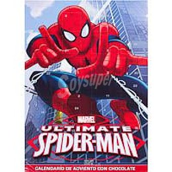 DEKORA Calendario de Adviento Spiderman pack 1 unid