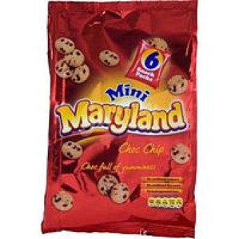 Cadbury Snack Bites Maryland Paquete 125 g