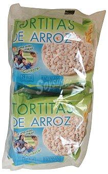Hacendado Tortas arroz Pack 4 u - 124 g