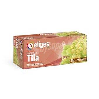 ifa eliges Tila 25 unidades