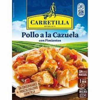 Carretilla Pollo a la cazuela Bandeja 250 g