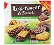 Surtido de galletas 750 gr Auchan
