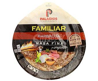Palacios Pizza maxi sabor barbacoa 1 unid