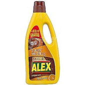 Alex Cera líquida parquet con cera de abeja Botella 750 ml