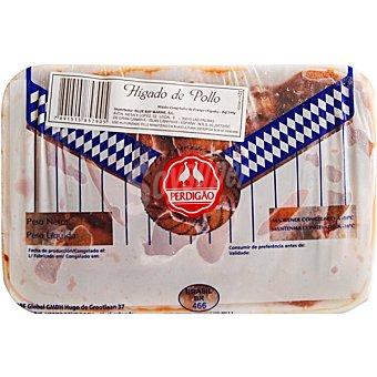 Higaditos de pollo congelados bandeja 500 g