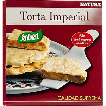 Santiveri Torta imperial sin azúcares añadidos Estuche 200 g