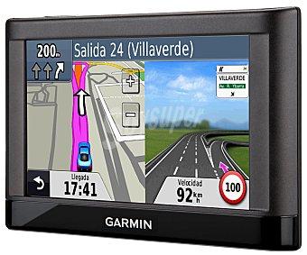 """GARMIN NUVI 42 WE GPS 4,3"""" con mapas de 42 Paises del oeste de Europa 1 unidad"""