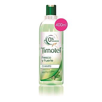 Timotei Champú de Hierbas Revitalizadoras & Kiwi para cabellos normales Bote de 400 ml