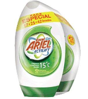 Ariel Detergente Concentrado Excel Gel 42 dosis