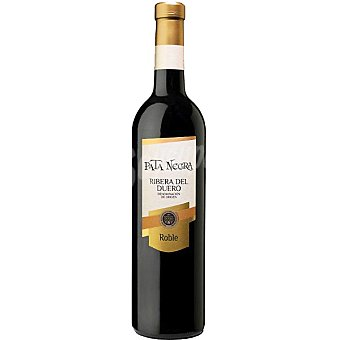 PATA NEGRA vino tinto joven roble D.O. Ribera del Duero botella 75 cl