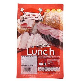 Lunch Salami en lonchas 150 g