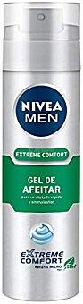 Nivea For Men Gel de afeitar extreme comfort anti-irritación Spray 200 ml