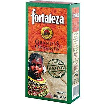 Fortaleza Grandes Orígenes Café Molido Natural de Kenya Caja 250 g