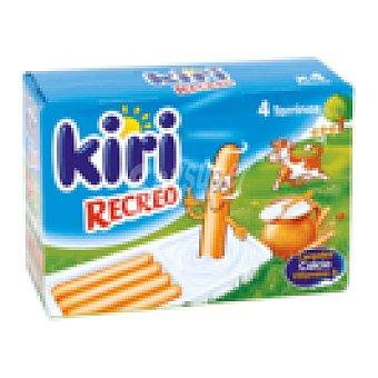 Kiri Queso fundido con palitos de pan caja 8 tarrinas 140 g