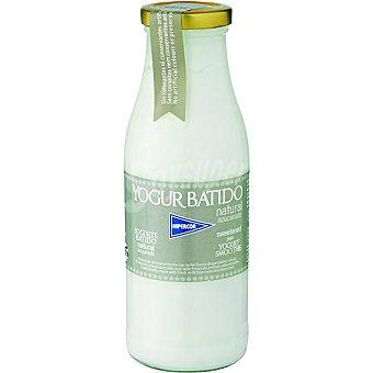Hipercor yogur líquido batido natural azucarado envase 500 g