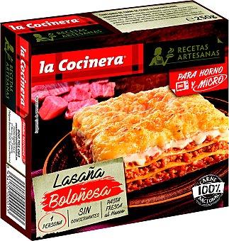 La Cocinera Canelones rellenos de carne elaborados sin conservantes 250 g