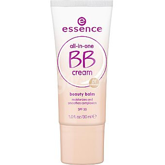 ESSENCE All In On BB cream hidratante nº 01 universal FP-30 Tubo 30 ml