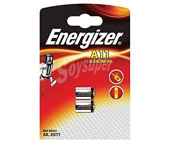 Energizer Pilas alcalinas A11/E, energizer
