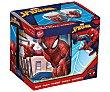 Taza infantil de cerámica con diseño Spiderman, 0,32 litros, marvel. 0,32 litros Spiderman Marvel