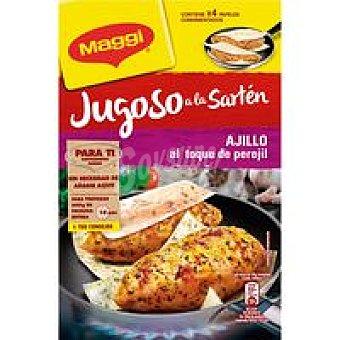 Maggi Jugo sartén de pollo al ajillo Sobre 24 g