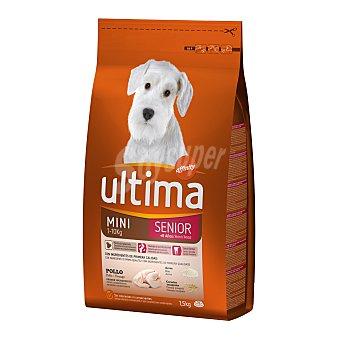 Ultima Affinity alimento para perro de ingredientes de alta calidad con pollo y arroz  bolsa 3 kg