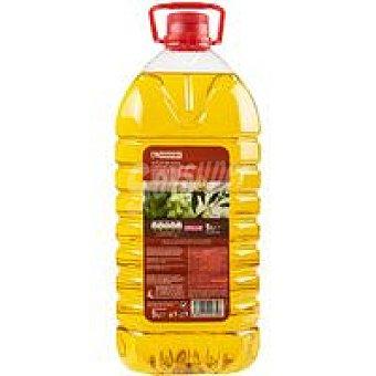 Eroski Aceite de oliva suave Garrafa 5 litros