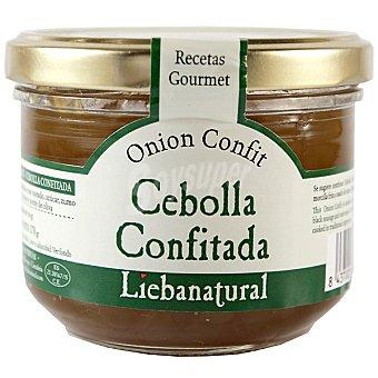 LIEBANATURAL Cebolla confitada Frasco 270 g