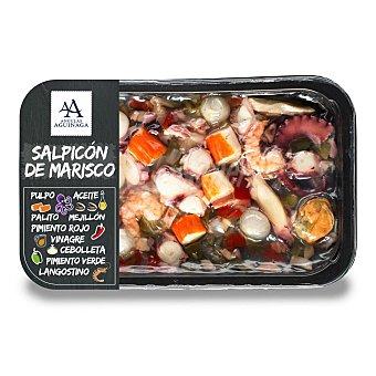 Angulas Aguinaga Salpicón de marisco Bandeja de 250 g