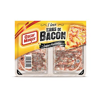 Oscar Mayer Tiras de bacon 130 g