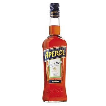 Aperol Licor de aperitivo de naranja amarga, ruibarbo, gentina y cinchona Botella de 1 l