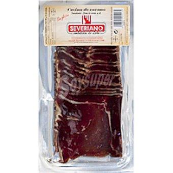 Embutidos Severiano Cecina de vaca Sobre 125 g