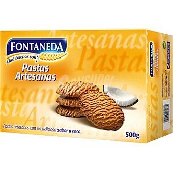 Fontaneda pastas artesanas caja 500 g