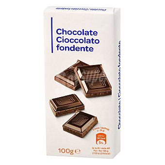Carrefour Chocolate puro 100 g