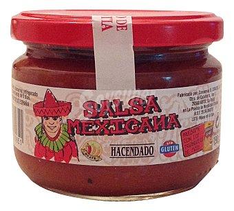 Hacendado Salsa mejicana Tarro 190 g