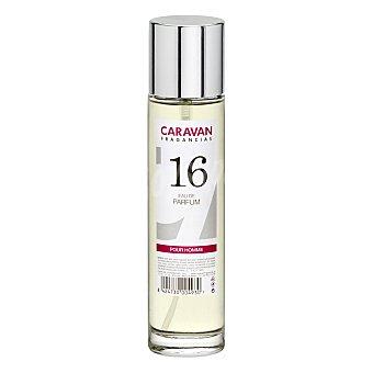 CARAVAN Colonia nº 16 Amaderada-oriental para hombre 150 ml