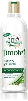 Timotei Acondicionador fresco y fuerte Bote 300 ml