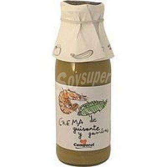 CAMPORELL Crema de Guisantes con Gambas 500 Gr