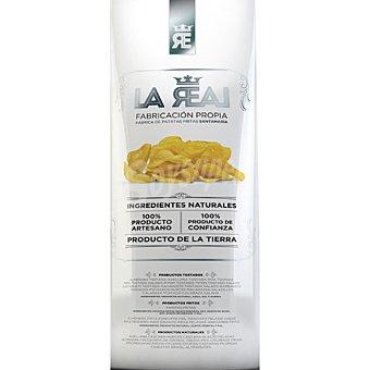 Aperitivos La Real Patatas fritas 100% producto artesano bolsa 150 g Bolsa 150 g