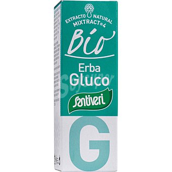 SANTIVERI Bio Erba gluco extracto natural mixtract G 4 envase 50 cl