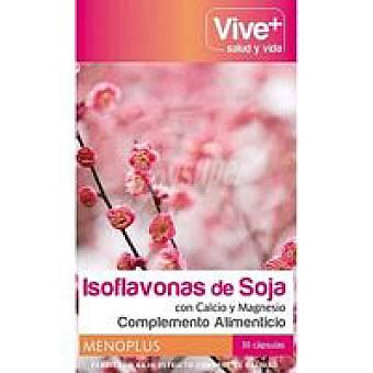 Vive+ Isoflavonas de Soja 30 u