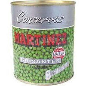 Martinez Guisante fino Lata 500 g