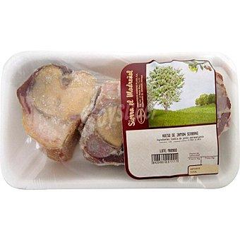 SIERRA EL MADROÑAL Huesos de jamón de cerdo Bandeja 500 g