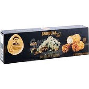 La cocina de Senén Croquetas de queso azul caja 200 g