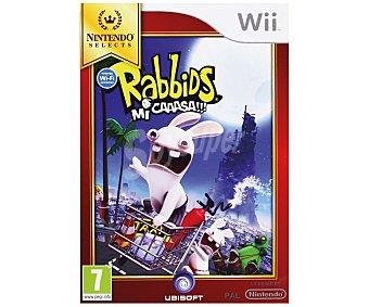 UBISOFT Rabbids:!Mi Casa! Wii  1u