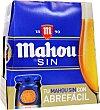 Cerveza sin alcohol Pack 6x25 cl Mahou