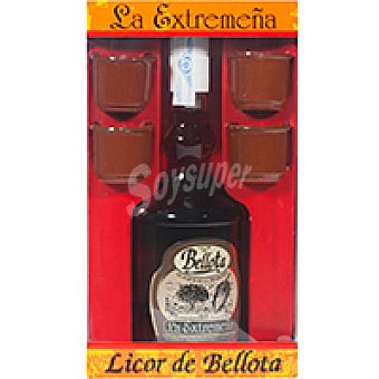 EXTREMEÑA Licor de bellota botella 75 cl