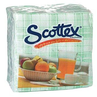 Scottex Servilletas de color Envase 64 uds